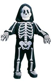 Костюм малыша-скелетончика