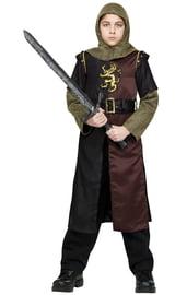 Детский костюм доблестного рыцаря