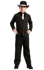 Детский костюм грозного гангстера