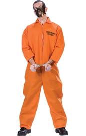Костюм психа из тюремного корпуса