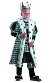 Карнавальный костюм Белый шахматный король