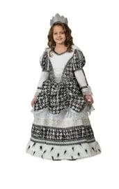 Карнавальный костюм Белая Шахматная Королева