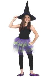 Детская юбочка Туту фиолетовая