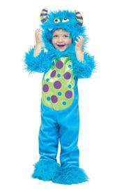 Детский костюм Монстрика голубой Xl