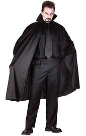 Черный плащ 115 см