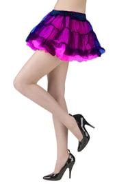 Реверсивная Туту юбочка черно-розовая