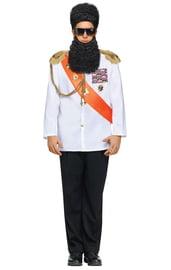Мундир генерала Аладина из кф Диктатор