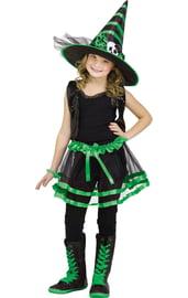 Набор Туту и шляпа с зеленой лентой