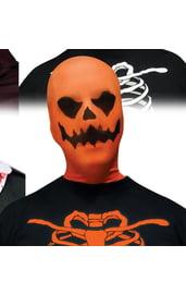 Чулочная маска тыквы