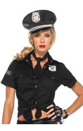 Костюм очаровательной полицейской