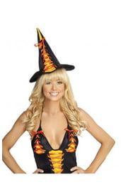 Шляпа конфетной ведьмочки