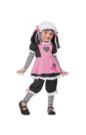 Костюм тряпичной куклы детский