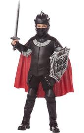 Костюм черного рыцаря детский