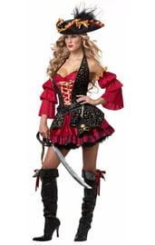 Костюм испанской пиратки
