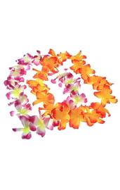 Гавайское цветочное ожерелье