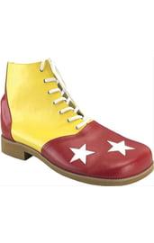 Обувь для клоуна