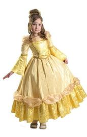 Золотой костюм Золушки