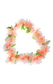 Гавайское ожерелье с лилиями