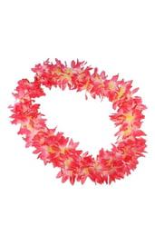 Гавайское ожерелье красное