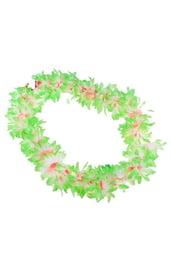 Гавайское ожерелье салатовое