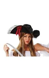 Шляпа буканьерки
