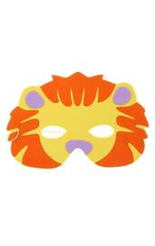 Карнавальная маска львенка