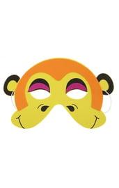 Карнавальная маска обезьяны
