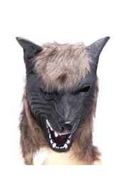 Маска страшного волка