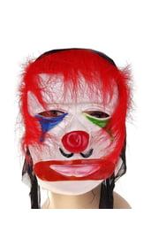 Маска грустного клоуна