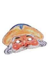 Маска Деда Мороза в наборе