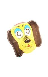 Пластиковая маска собаки Барбоса