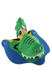 Козырек с крокодилом