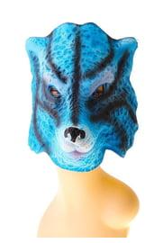 Маска сказочного волка