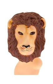 Маска доброго льва