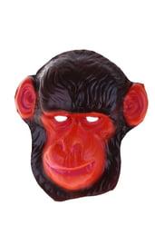 Маска смешного шимпанзе