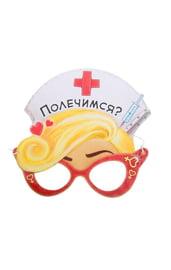Маска-очки медсестры