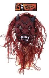 Маска волосатого демона