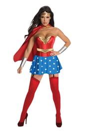 Корсетный костюм Чудо-женщины
