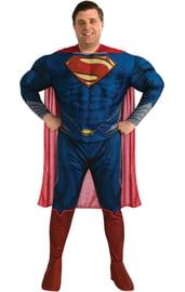 Костюм Супермена Deluxe Plus Size