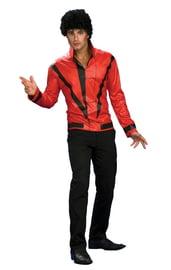 Пиджак Майкла Джексона красный