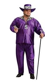 Пурпурный костюм Большого папочки