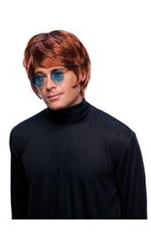 Мужской парик в стиле Битлз