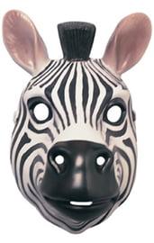 Детская маска зебры