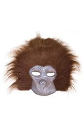 Плюшевая маска Шимпанзе
