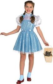 Детский костюм Дороти с блестками