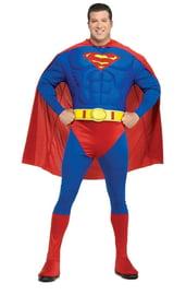 Костюм Супермена с мышцами