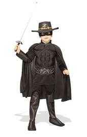 Детский костюм Зорро Deluxe
