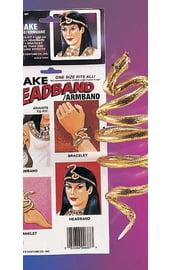 Золотой браслет Змея