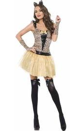 Платье милашки леопардика