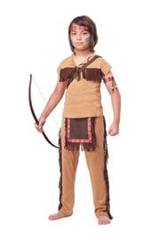 Детский костюм храброго индейца